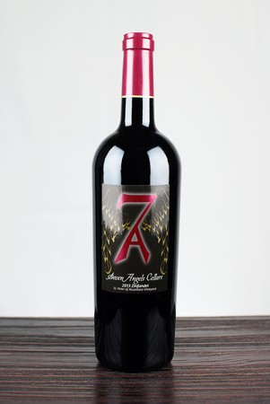2013 Zinfandel, St. Peter of Alcantara Vineyard